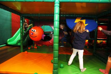 Kinderboerderij Beverhof - Eetschuur